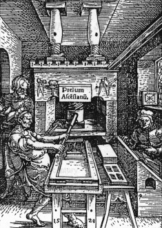 printing press protestant reformation What role did the printing press play in the protestant reformation follow 4 the printing press also allowed the different languages of the.